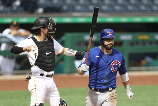 Chicago Cubs at Pittsburgh Pirates - 9/21/20 MLB Picks and Prediction