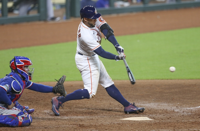 Houston Astros at Los Angeles Angels Game One - 9/5/20 MLB Picks and Prediction