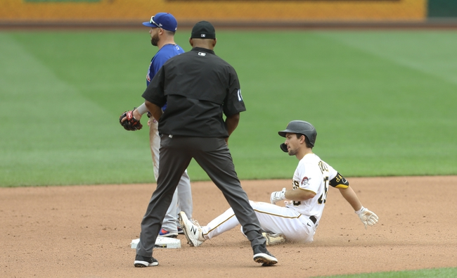 Pittsburgh Pirates vs. Chicago Cubs - 9/21/20 MLB Pick, Odds, and Prediction