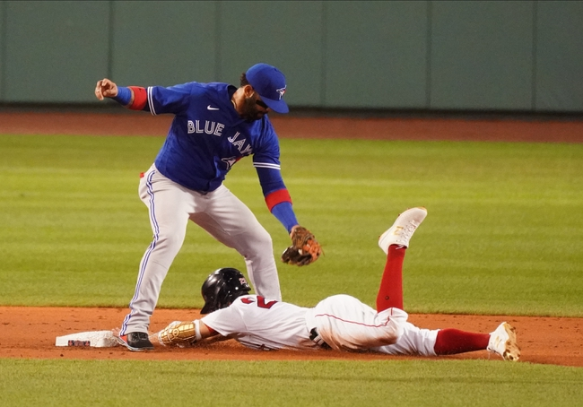 Toronto Blue Jays at Boston Red Sox Game One  - 9/4/20 MLB Picks and Prediction