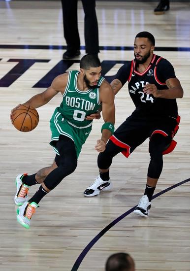 Toronto Raptors at Boston Celtics - 9/5/20 NBA Picks and Prediction