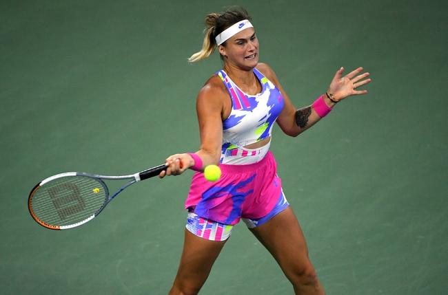 Ostrava Open WTA: Aryna Sabalenka vs. Sara Sorribes Tormo 10/23/20 Tennis Prediction