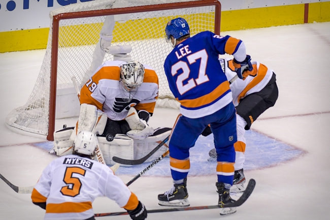 New York Islanders at Philadelphia Flyers - 9/5/20 NHL Picks and Prediction