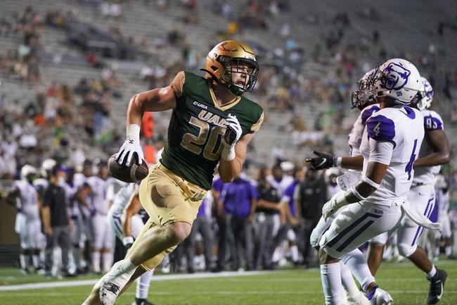 Game Day: UAB vs Louisiana College Football Picks, Odds, Predictions 10/23/20