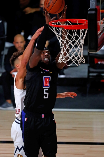 Tony T's Nuggets vs. Clippers ATS SIDE 9-5-2020