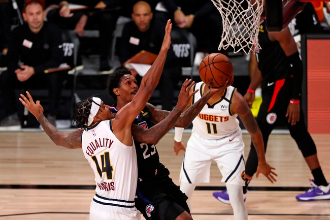 Los Angeles Clippers vs. Denver Nuggets - 9/5/20 NBA Pick, Odds, and Prediction