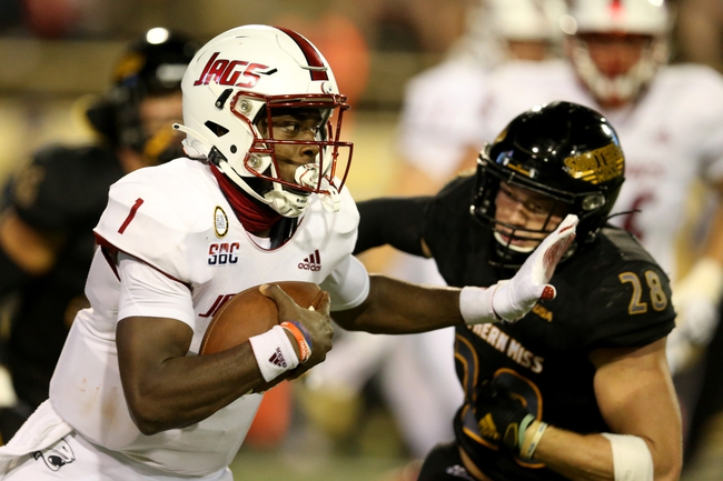 ATS Picks: South Alabama vs Louisiana-Monroe College Football Picks 10/24/20