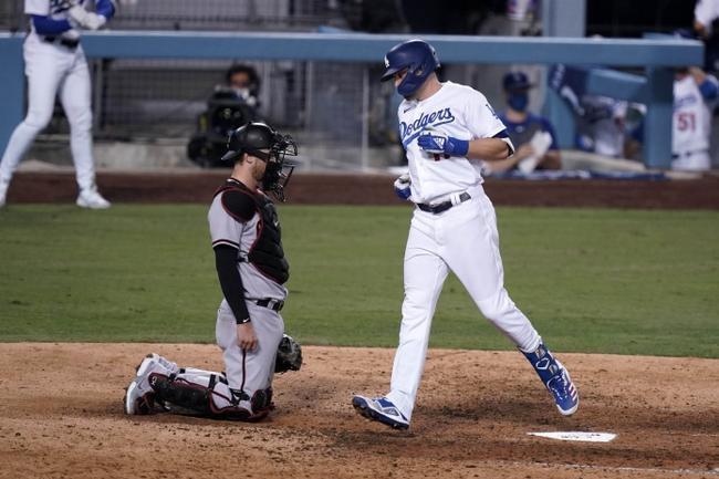 Arizona Diamondbacks vs. Los Angeles Dodgers - 9/8/20 MLB Pick, Odds, and Prediction