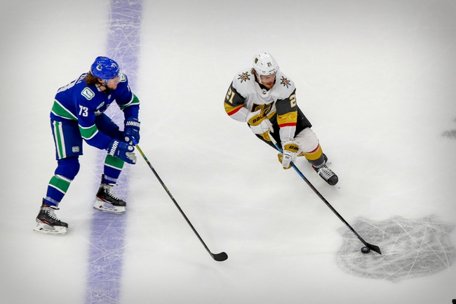 Vegas Golden Knights vs. Vancouver Canucks - 9/4/20 NHL Pick, Odds, and Prediction