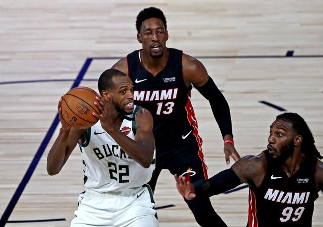 Miami Heat vs. Milwaukee Bucks - 9/6/20 NBA Pick, Odds, and Prediction