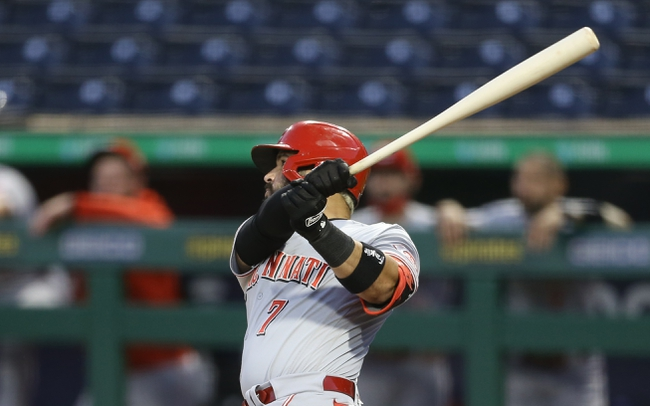 Pittsburgh Pirates vs. Cincinnati Reds - 9/5/20 MLB Pick, Odds, and Prediction