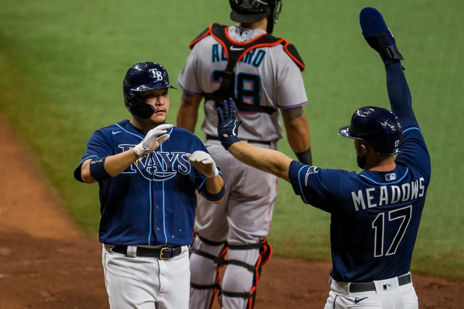 Tampa Bay Rays vs. Miami Marlins - 9/5/20 MLB Pick, Odds, and Prediction