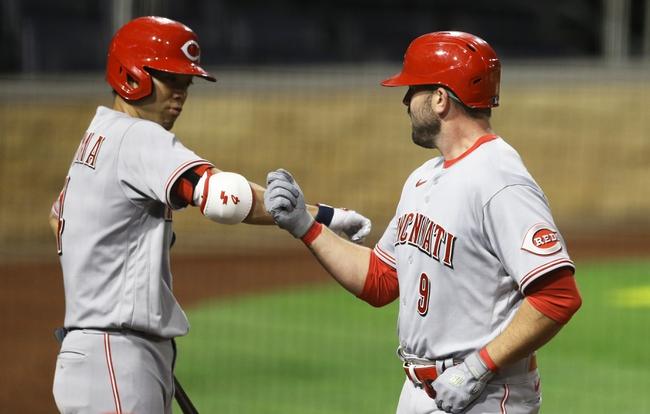 Cincinnati Reds at Pittsburgh Pirates - 9/5/20 MLB Picks and Prediction