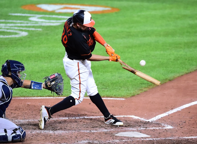 Baltimore Orioles vs. New York Yankees - 9/5/20 MLB Pick, Odds, and Prediction