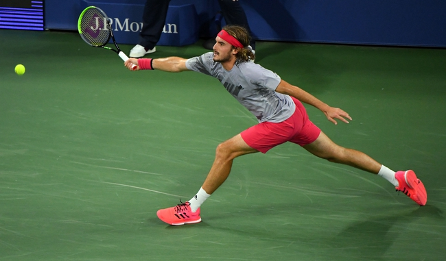 Stefanos Tsitsipas vs. Cristian Garin 9/26/20 Hamburg Open Tennis Pick, Odds, and Prediction
