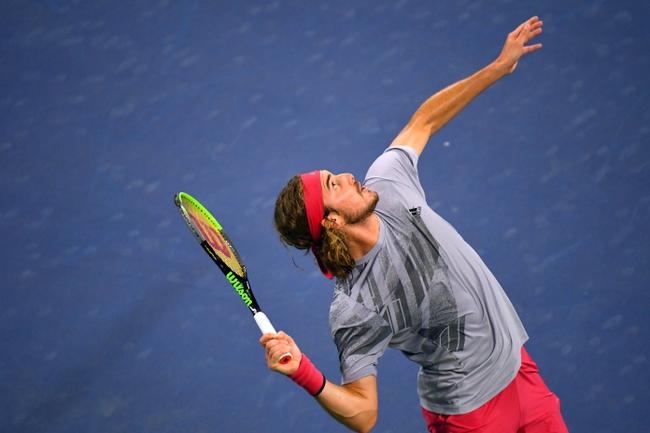 Stefanos Tsitsipas vs. Pablo Cuevas 9/24/20 Hamburg Open Tennis Pick, Odds, and Prediction