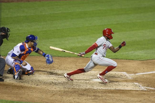 New York Mets vs. Philadelphia Phillies - 9/5/20 MLB Pick, Odds, and Prediction