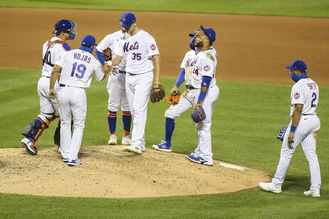 Philadelphia Phillies at New York Mets - 9/5/20 MLB Picks and Prediction