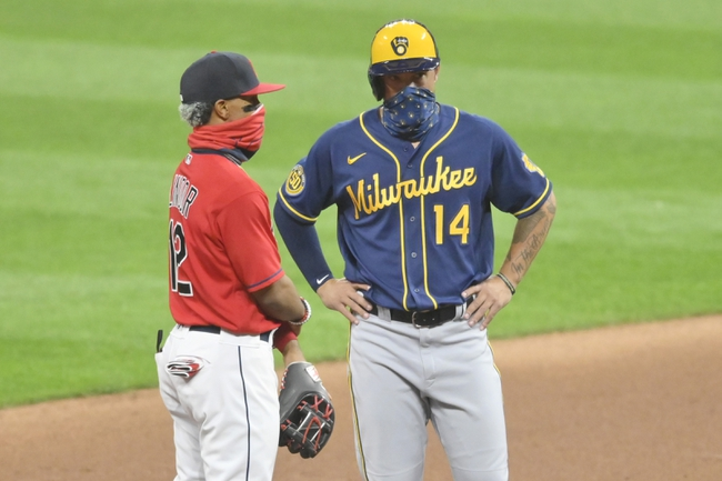 Milwaukee Brewers at Cleveland Indians - 9/5/20 MLB Picks and Prediction