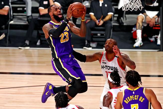 Mitch's Lakers-Rockets Pick