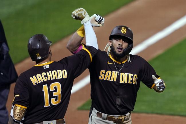 San Diego Padres at Oakland Athletics - 9/5/20 MLB Picks and Prediction