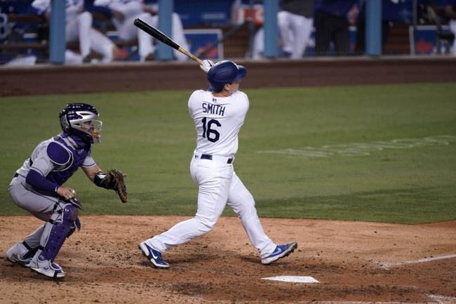 Colorado Rockies at Los Angeles Dodgers - 9/5/20 MLB Picks and Prediction