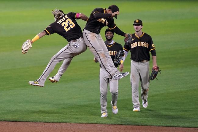 Oakland Athletics vs. San Diego Padres - 9/5/20 MLB Pick, Odds, and Prediction