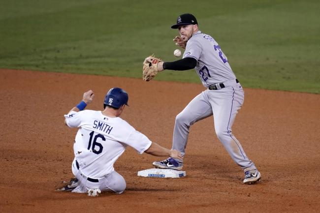 Los Angeles Dodgers vs. Colorado Rockies - 9/5/20 MLB Pick, Odds, and Prediction