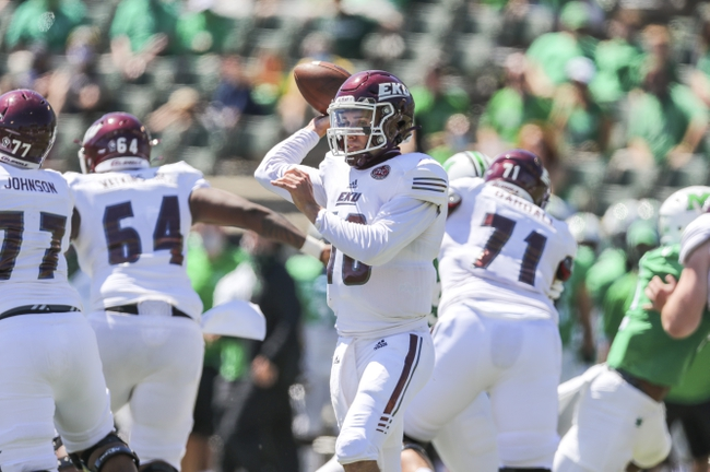 West Virginia vs. Eastern Kentucky - 9/12/20 College Football Pick, Odds, and Prediction