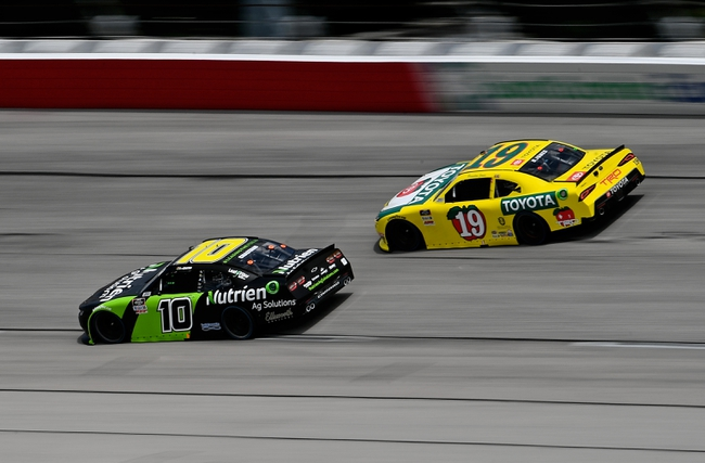 NASCAR Xfinity Series Bump N' Run Pick
