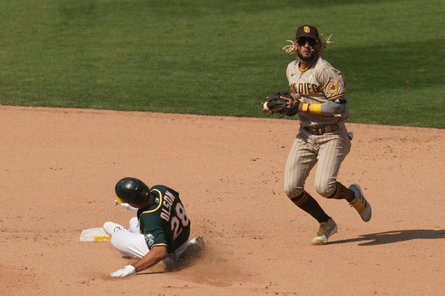 Oakland Athletics vs. San Diego Padres - 9/6/20 MLB Pick, Odds, and Prediction