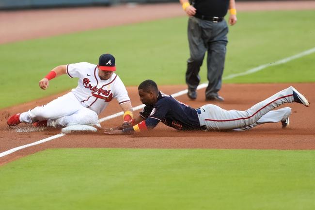 Atlanta Braves vs. Washington Nationals - 9/6/20 MLB Pick, Odds, and Prediction