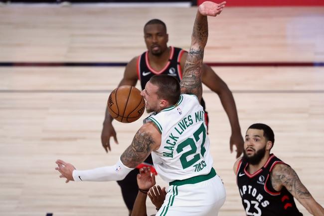 Tony T's Celtics vs. Raptors ATS SIDE 9-7-2020