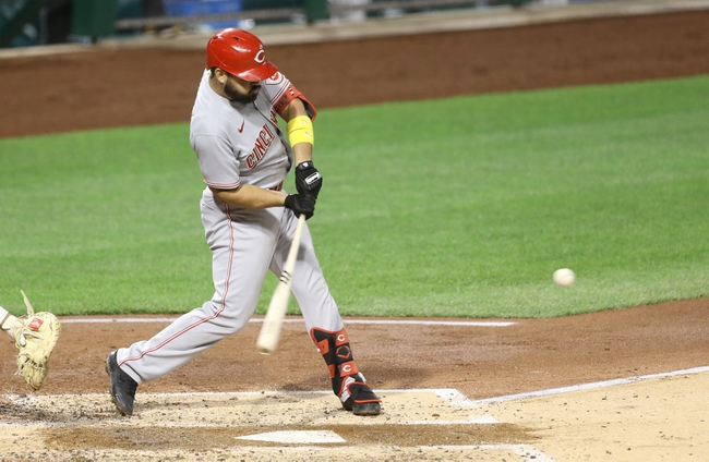 Pittsburgh Pirates vs. Cincinnati Reds - 9/6/20 MLB Pick, Odds, and Prediction
