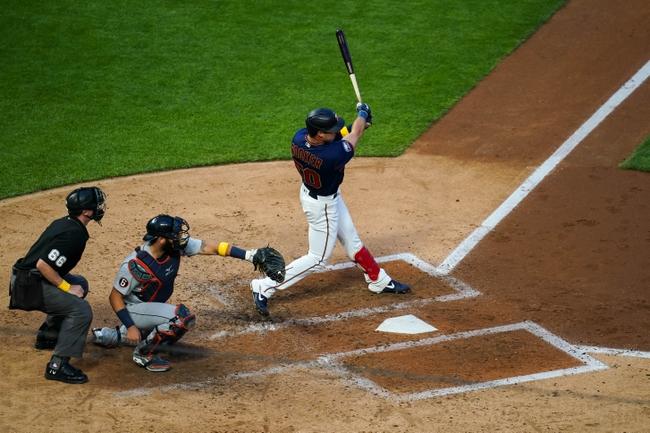 Detroit Tigers at Minnesota Twins - 9/6/20 MLB Picks and Prediction