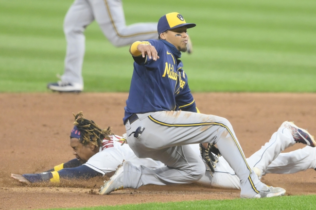 Milwaukee Brewers at Cleveland Indians - 9/6/20 MLB Picks and Prediction