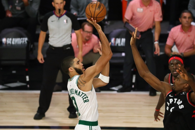 Mitch's Celtics-Raptors Pick
