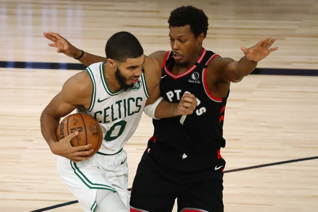 Toronto Raptors vs. Boston Celtics - 9/7/20 NBA Pick, Odds, and Prediction
