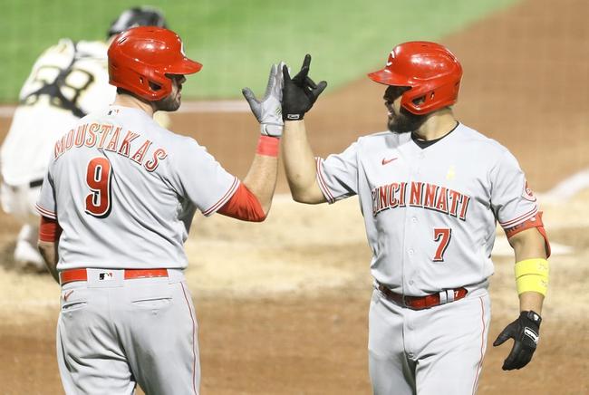 Cincinnati Reds at Pittsburgh Pirates - 9/6/20 MLB Picks and Prediction