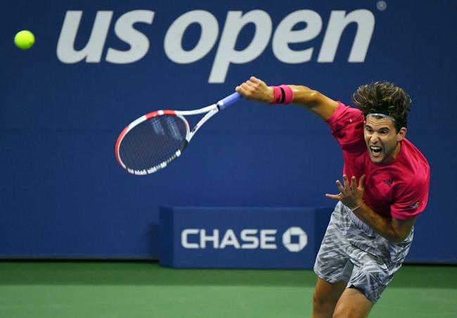 Dominic Thiem vs. Felix Auger-Aliassime 9/7/20 US Open Tennis Pick, Odds, and Prediction