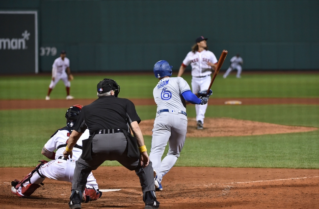 Boston Red Sox vs. Toronto Blue Jays - 9/6/20 MLB Pick, Odds, and Prediction