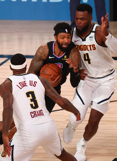 Tony T's Clippers vs. Nuggets ATS SIDE 9-7-2020