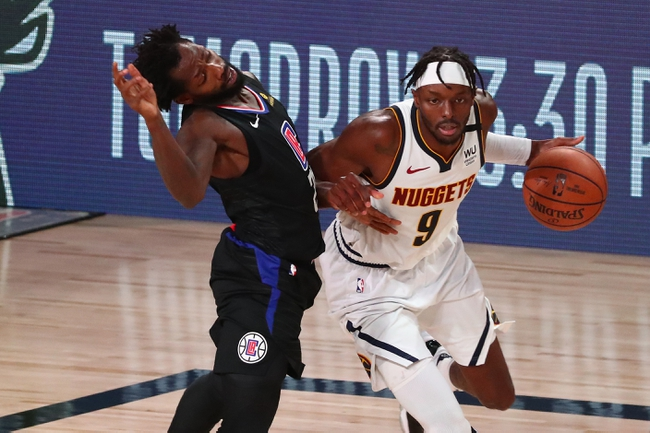 Mitch's Clippers-Nuggets Pick