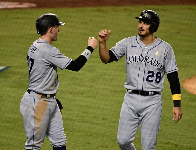 Colorado Rockies at Los Angeles Dodgers - 9/6/20 MLB Picks and Prediction