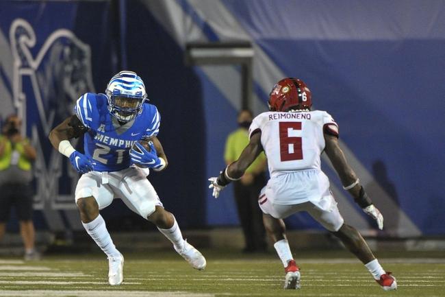 CFB: Memphis at SMU 10/3/20 College Football Picks and Predictions