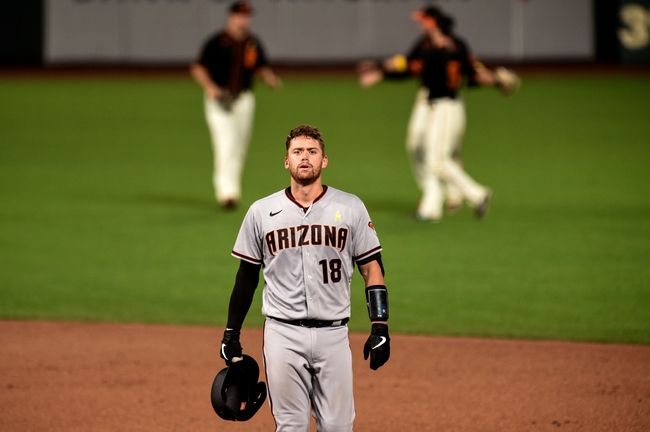 Arizona Diamondbacks at San Francisco Giants - 9/6/20 MLB Picks and Prediction
