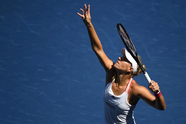 Angelique Kerber vs. Kaja Juvan - 9/27/20 French Open Tennis Pick, Odds, and Prediction