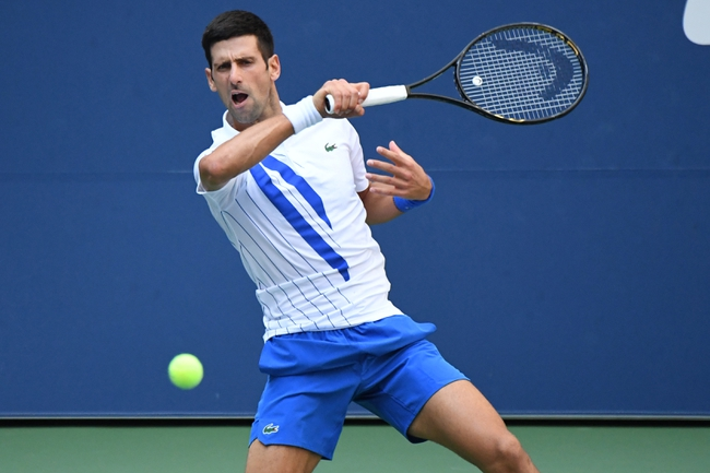 Novak Djokovic vs. Dominik Koepfer 9/19/20 Rome Open Tennis Pick, Odds, and Prediction