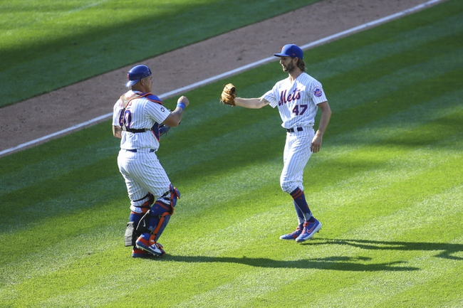 Philadelphia Phillies at New York Mets - 9/7/20 MLB Picks and Prediction