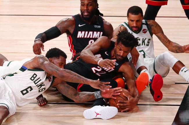 Milwaukee Bucks vs. Miami Heat - 9/8/20 NBA Pick, Odds, and Prediction